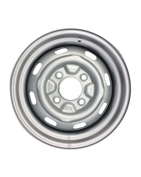 Steel Wheel 8 Slot, 5.5JX15, 4x130, ET34