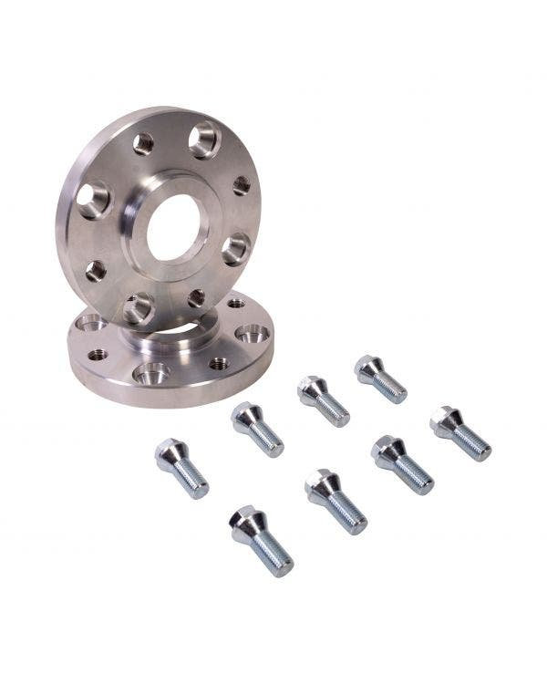 Wheel Spacers, Bolt on 20mm 4x130