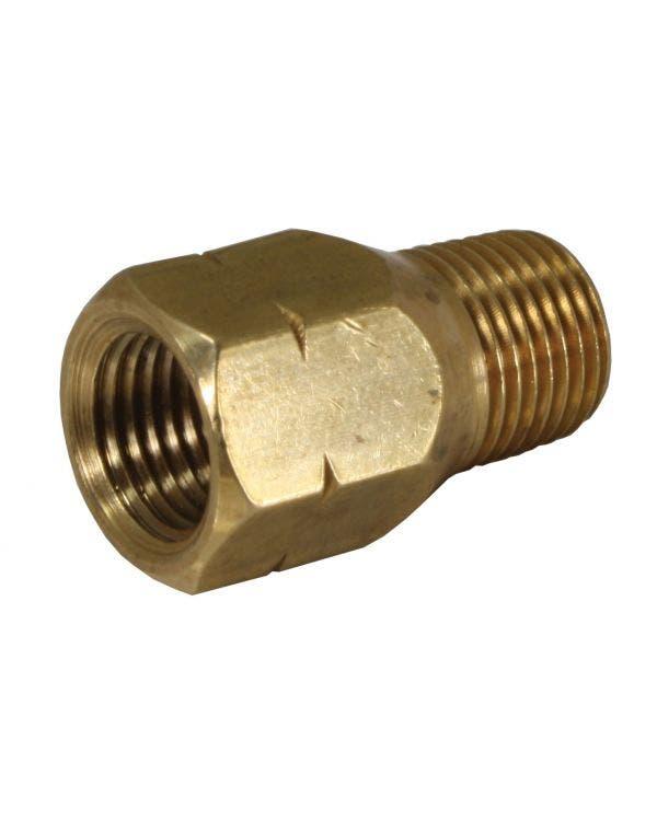 Brake Line Lock Metric Adaptor