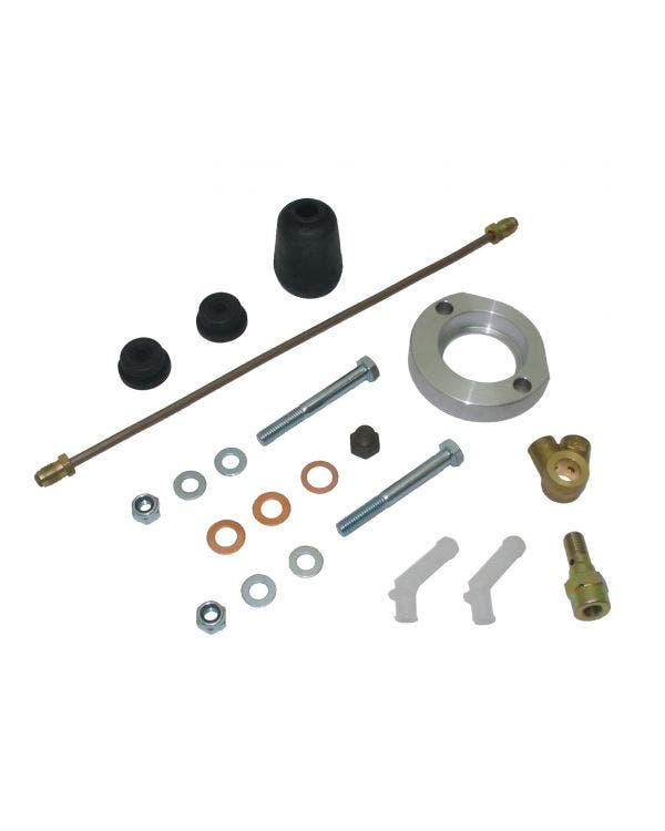 Brake Master Cylinder Conversion Kit Left Hand Drive