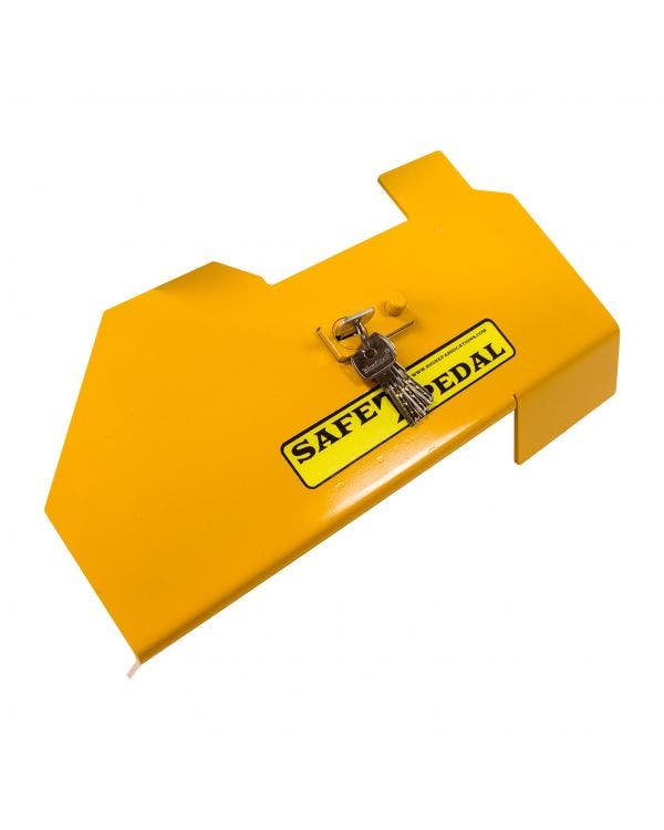 SafeTPedal Pedal Lock for Left Hand Drive