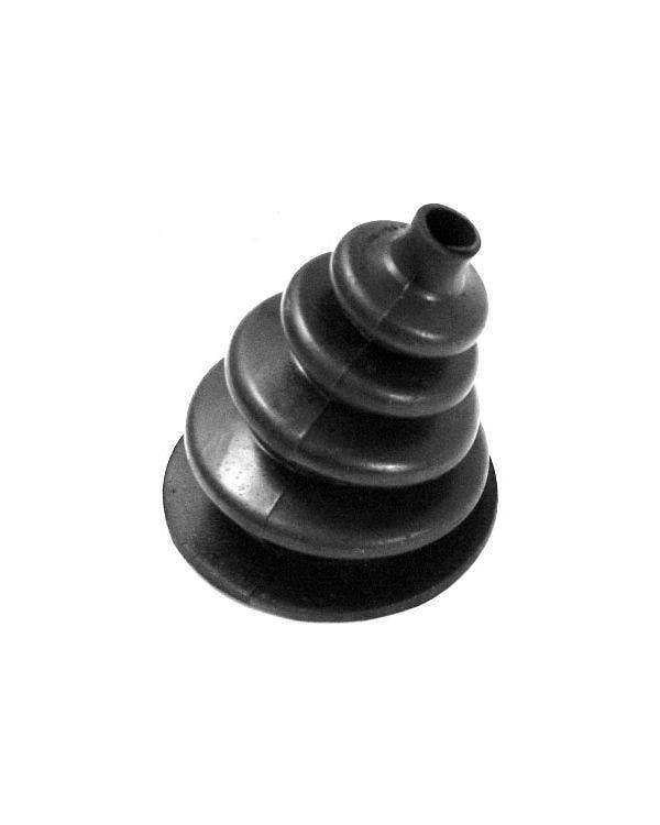 Gear Shift Boot in Black