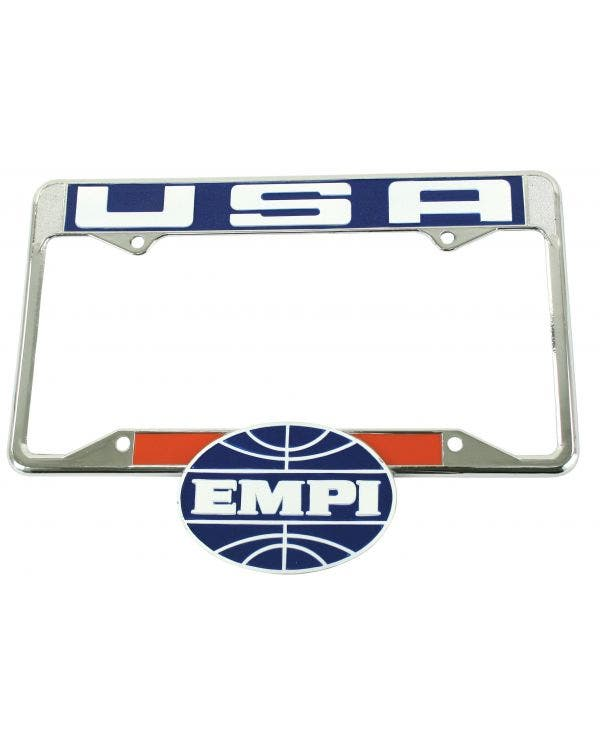 EMPI Number Plate Surround Rear