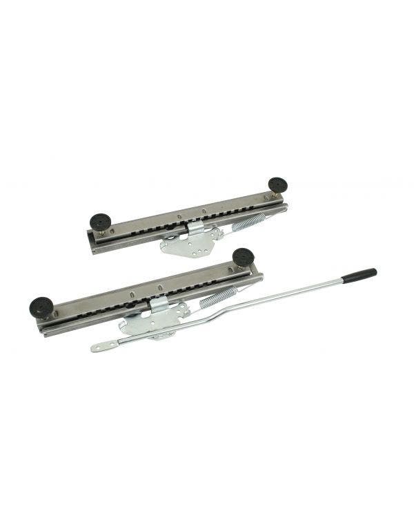 Seat Sliders, Pair for 1 Seat Universal