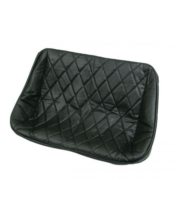Rear Seat Diamond Stitch Cover for Buggy 38 Inches Wide