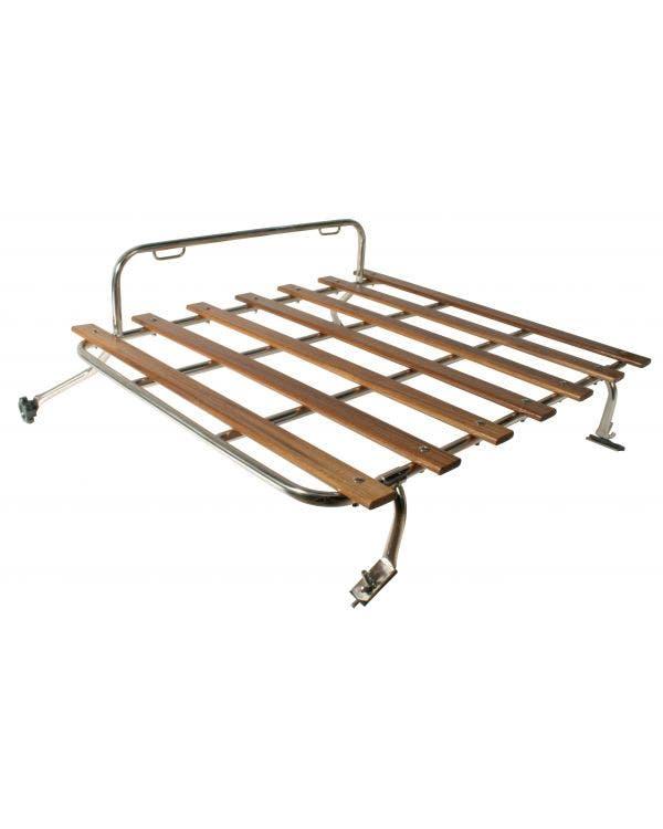 Rear Luggage Rack Stainless Steel