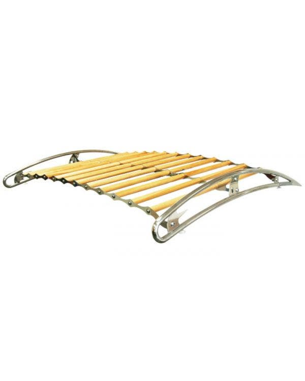 Vintage Speed Roof Rack Stainless Steel