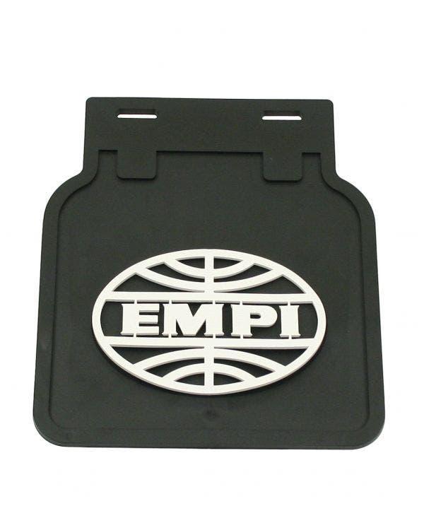 EMPI Mud Flap Set Black with White Logo