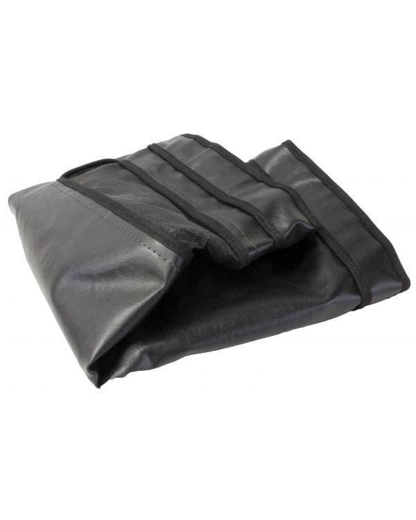 Steinschlagschutz für die Motorhaube, schwarz