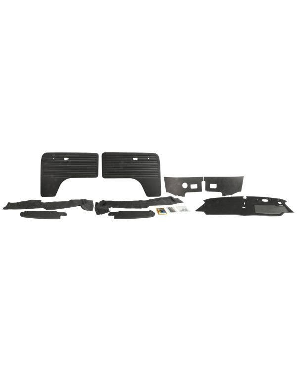 Deluxe Front Cab Interior Refresh Kit for Right Hand Drive