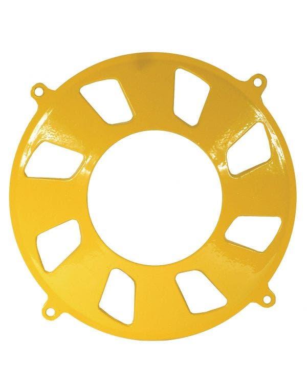 Engine Dress Up Kit Yellow Aluminium