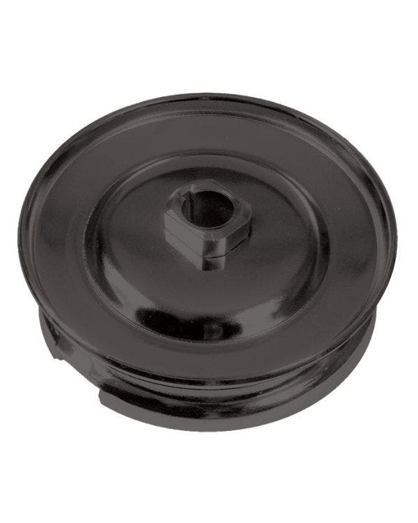 Generator oder Dynamo-Riemenscheibe, 1200-1600 cc, 12 V,  Schwarz