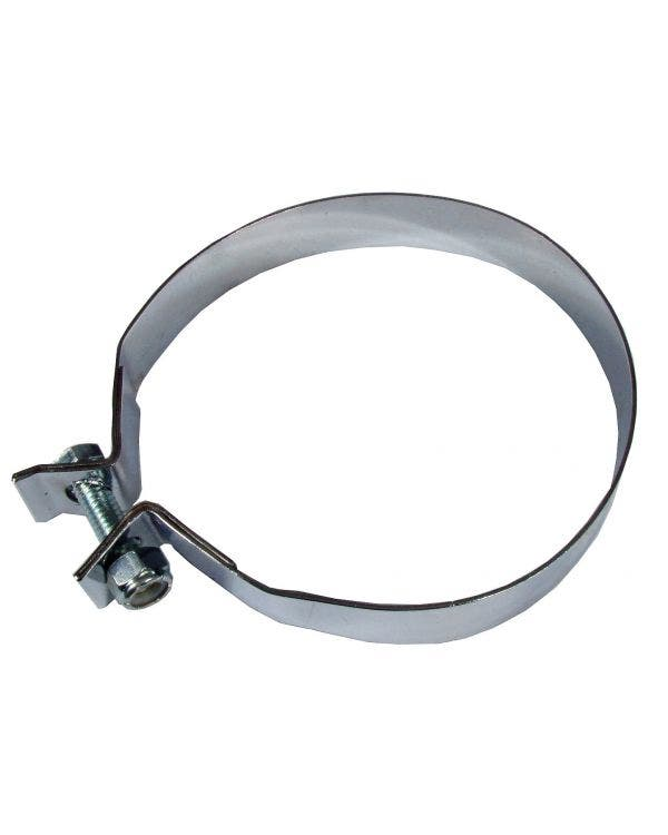 Chrome Strap for Dynamo or Alternator