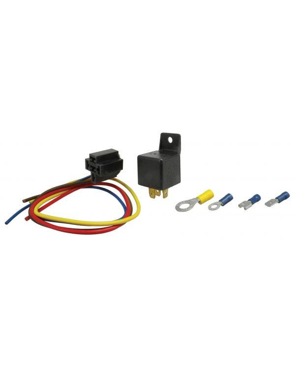 Hard Start Relay Kit 12V