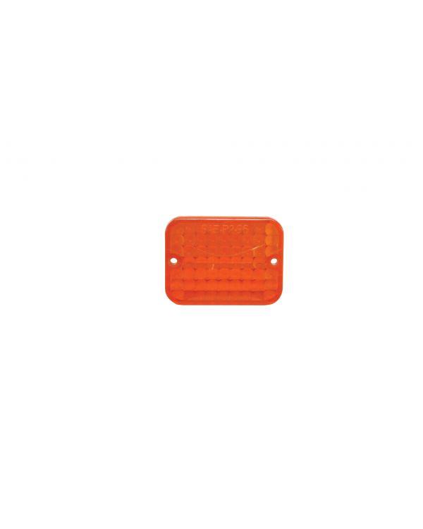 Mini Rear Light Amber Lens