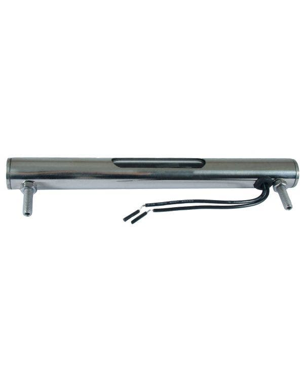Number Plate Light Assembly Stainless Steel Tube