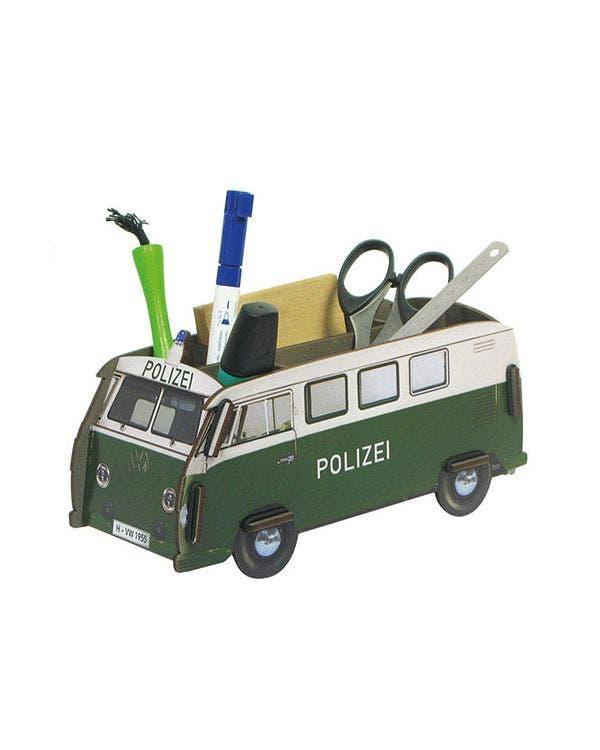 Stiftebox VW Bus T1 Samba ''Polizei''
