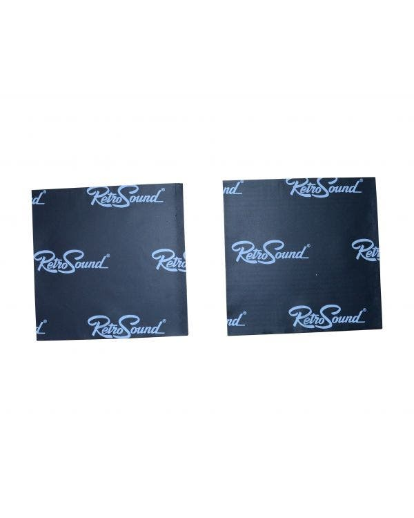 RetroMat Sound Damping Panels