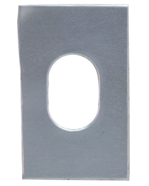 Square Washer for Wing Fitting Bolts Set of 10 Galvanised