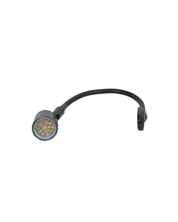 Frilight Kurs Flex Licht, 330 mm, Schwarz