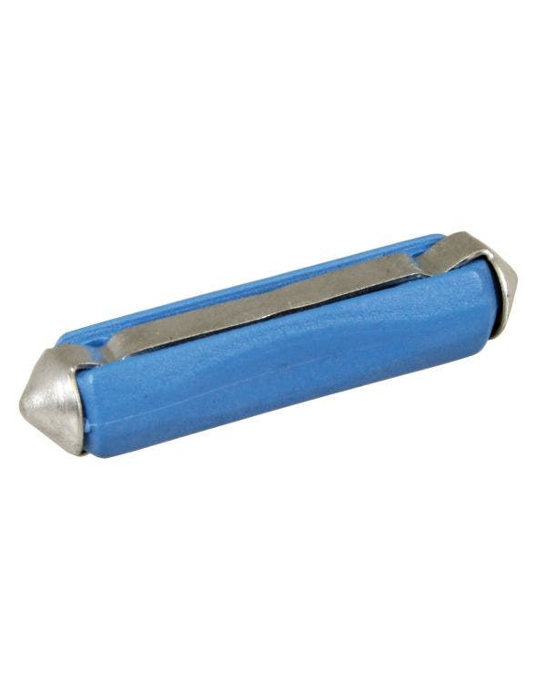 Ceramic Fuse, Blue 25 Amp