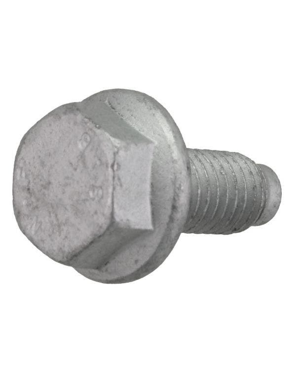 Hex Collared Bolt M8x20