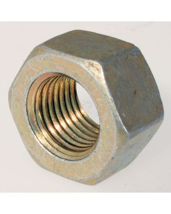 Hexagonal Nylock Nut M14x1.5