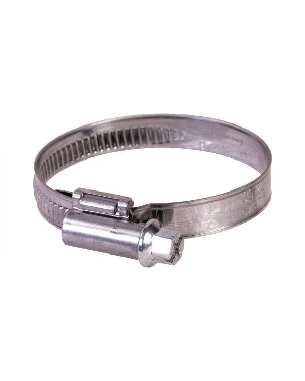Hose Clip, Screw Type 32-50mm