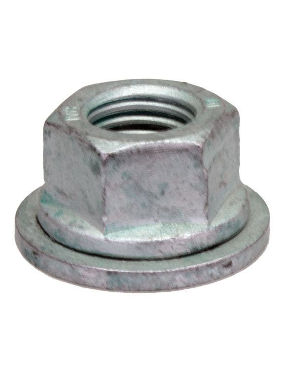 Hexagonal Nylock Collar Nut M12x1.5