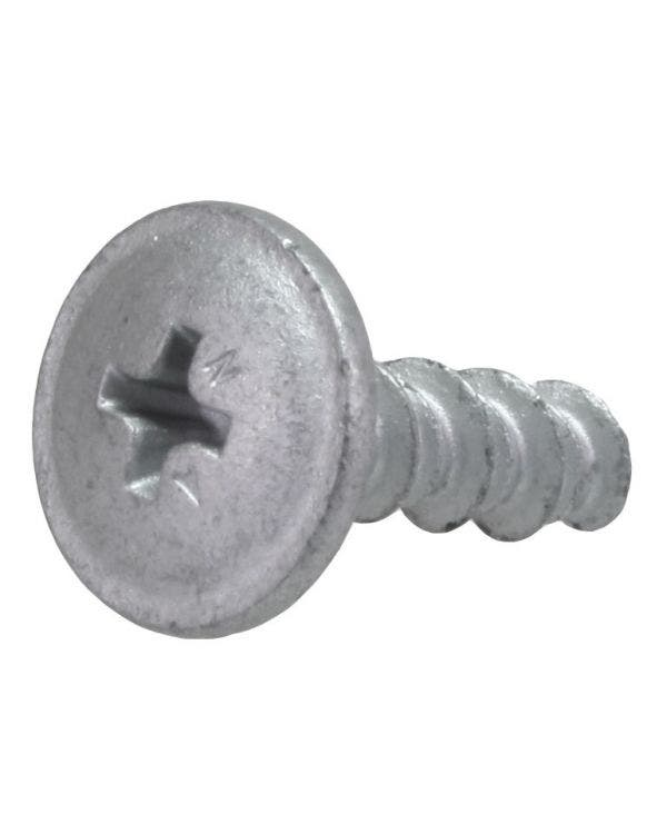 Oval Head Panel Screw 4.8x16