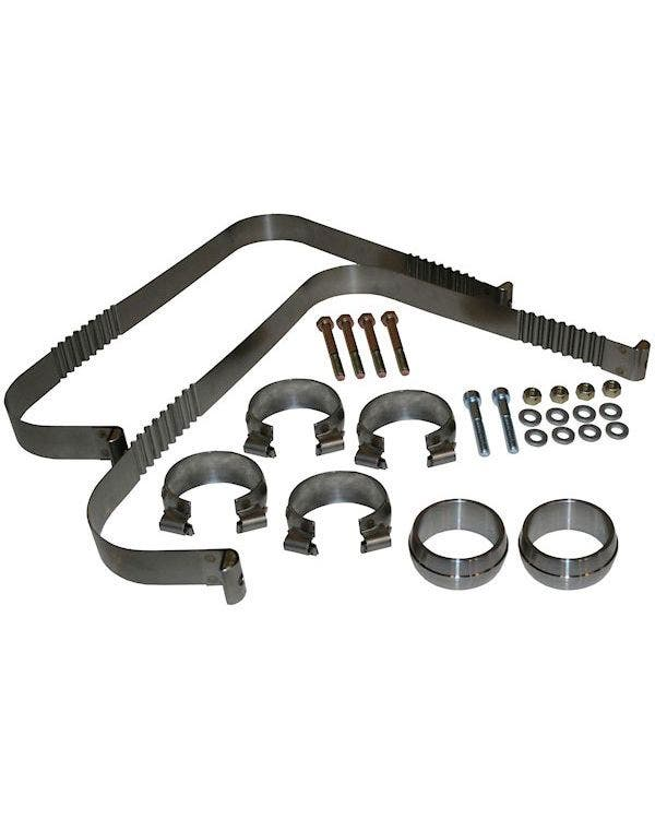 Exhaust Fitting Kit for Rear Silencers Gillet