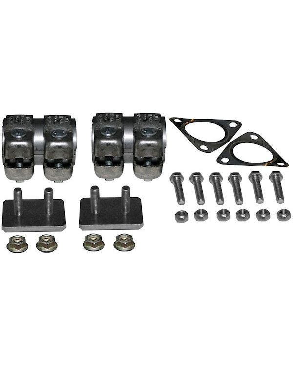 Exhaust Fitting Kit for Catalytic Converters
