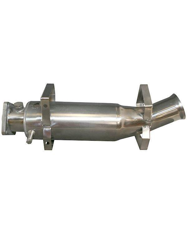 Bypass-Rohre für den Katalysator, Edelstahl
