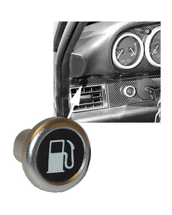 Tankklappen-Entriegelung, Aluminium
