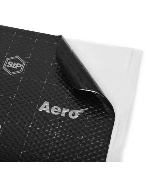 STP Gold Aero Sound Deadening Pads 5 Sheet Pack