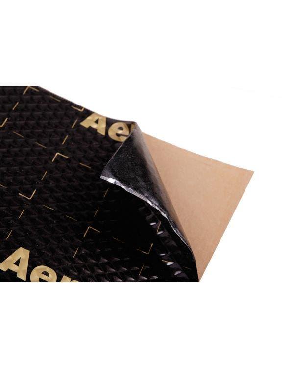 Amortiguadores de sonido STP Diamond Aero, 12 hojas, 75cm x 4,5m