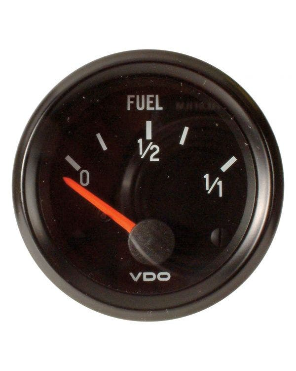 VDO Cockpit Fuel Gauge for Universal Sender 52mm Black