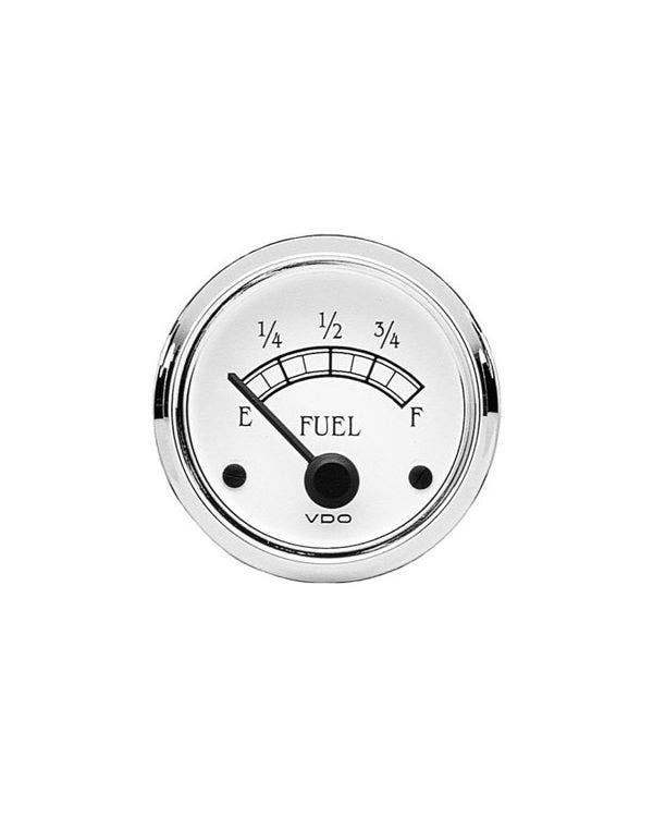 Reloj combustible, 52mm, Royale, VDO