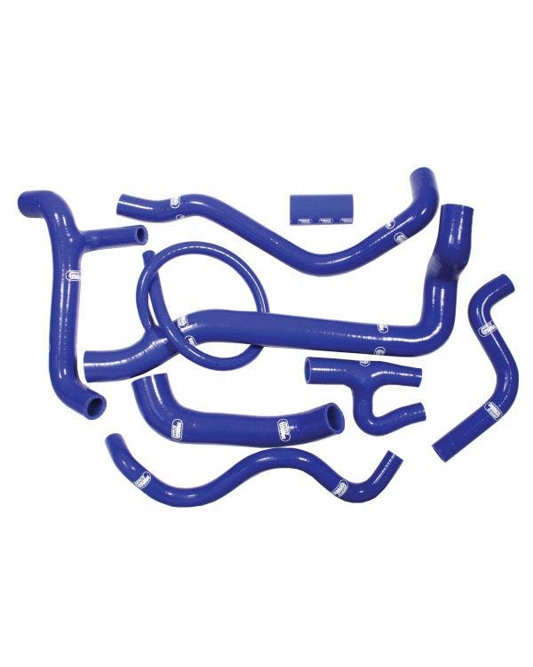 Samco Coolant Hose Kit for G60 in Blue