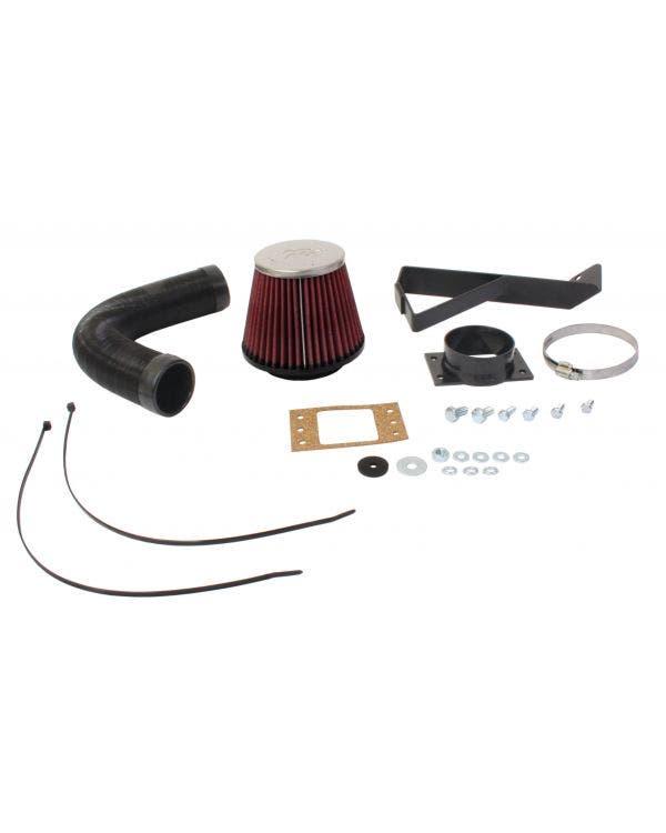 K&N Luftfilter 57i Induktions-Kit für GTI 8V Digifant-Motoren