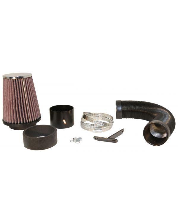 K&N Air filter 57i Induction Kit for 2.8 VR6