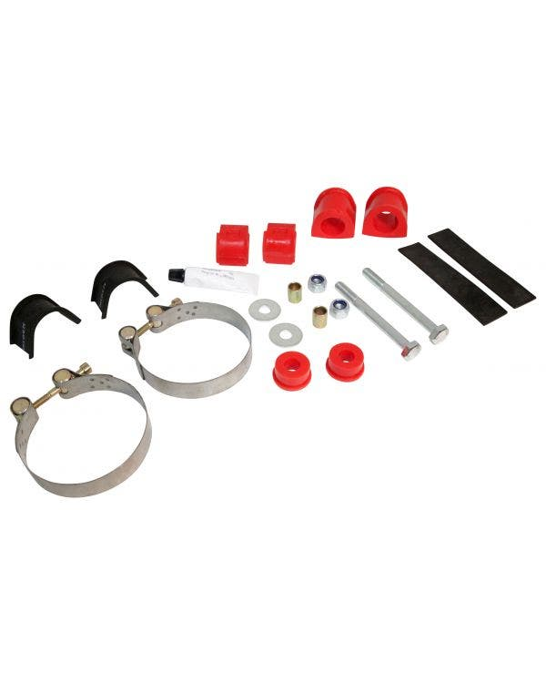 Eibach Uprated Anti-Roll Bar Kit Front And Rear Red