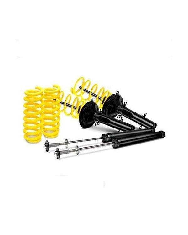 KW ST Shock Absorber And Spring Kit Lowers -40mm
