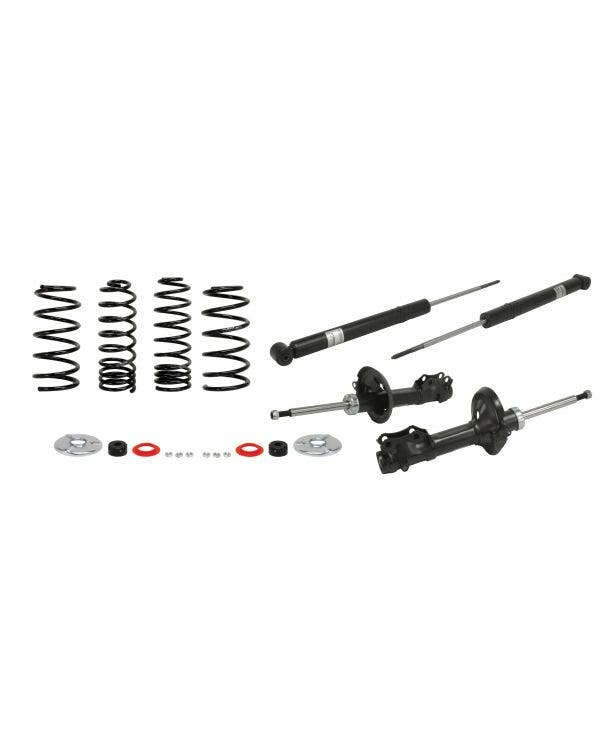 KW Lowering Kit With Springs And Shock Absorbers Lowers -40mm OEM+