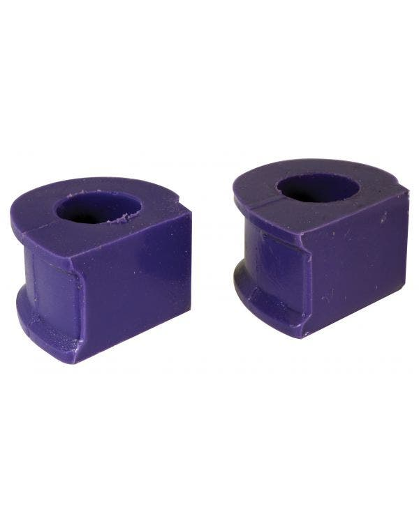 Rear Anti-Roll Bar Bush Syncro Inner Pair
