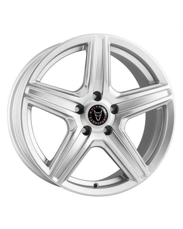 "Wolfrace TP5 Alloy Wheel 15'' x 6"" 5x112 Stud Pattern"
