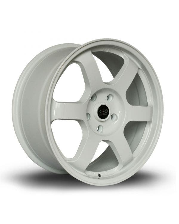 Rota Grid Alloy Wheel 18'' 5x120 Stud Pattern White
