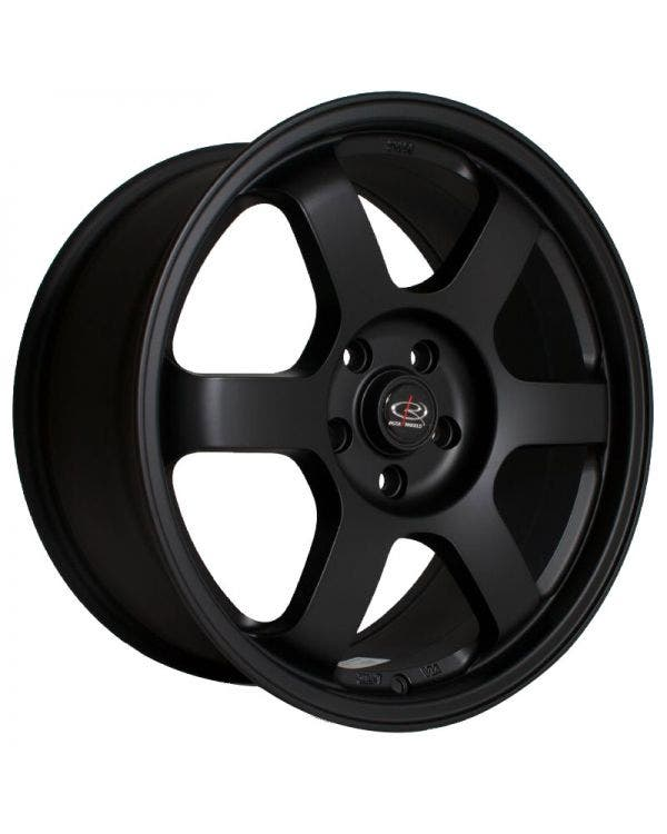Rota Grid Alloy Wheel 18'' 5x112 Stud Pattern Black