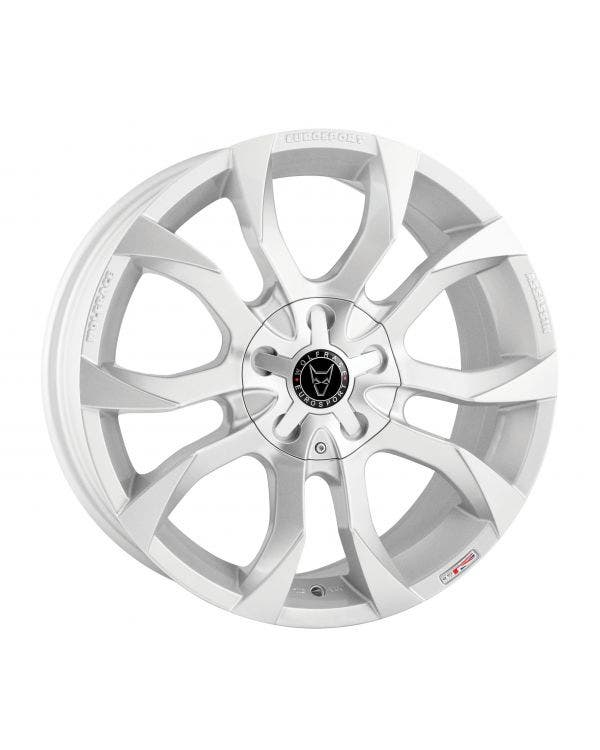Alloy Wheel, Wolfrace Assassin-Silver 18'', T4 90-03