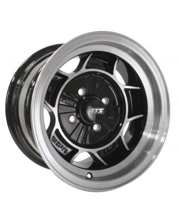 ATS Classic, 8x13 4x100, Black/Diamond Cut, Mk1/2 Golf